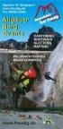 Allgäuer Berg-Events Sommer und Winter
